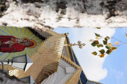 Храм Почаївської ікони Божої Матері