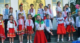 Свято дитячого хору