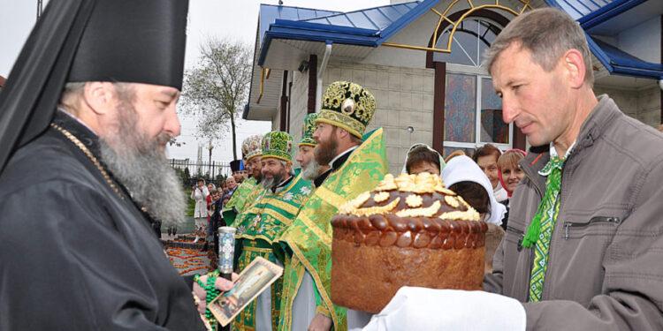 Шанування пам'яті преподобного Сергія Радонезького в Ковелі