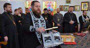 Ковельська округа - соборна сповідь духовенства